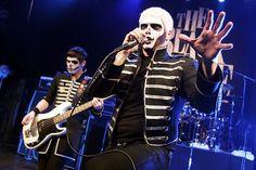 My Chemical Romance TBT Photos, October 31, 2006