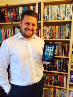 Winner of our Kindle Fire competition two years ago