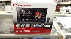 "Pioneer AVH-X2700BS 2-DIN In-Dash DVD/AM/FM 6.2"" Touchscreen +FREE CELL ANTENNA #Pioneer"