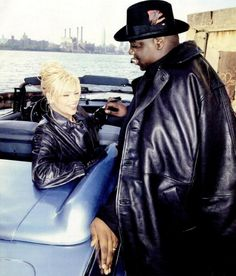 Notorious B.I.G (Christopher Wallace) & Faith Evans