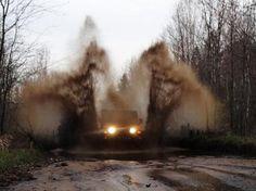 mud jet!