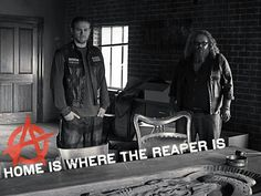Sons of anarchy Jax & Bobby