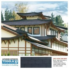 Your roof is leaking?  Its time to switch Tegola shingle bitumen,  modern aphalt shingle made in Italy, the best material,  the best system, skilled and experienced applicator.  Dont worry, we are the experts with 36 years experiences  Visit www.1atap.com.my for more detail or Whatsapp at 019-656 0961