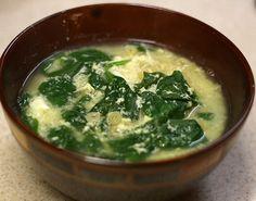 Egg Drop Soup | Slender Kitchen
