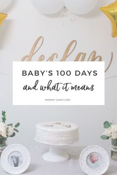 Hi everyone! We celebrated Baby D's 100days this past weekend and I wanted to share with you some photos and details about this special event in the Korean culture. A baby's 100 days, also called ...