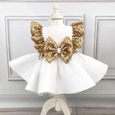 Ezmeralda Dress (White)