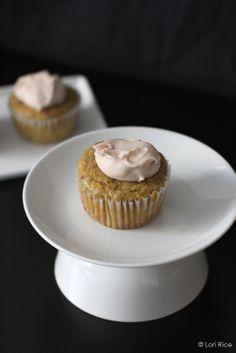 Fake Food Free: Strawberry, Mango and Avocado Cupcakes with Strawberry Avocado Frosting Recipe