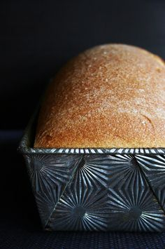 Fresh Baked Honey Wheat Bread