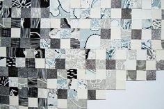 Amélie Petit Moreau, Large Mosaics, 2011