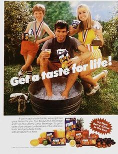 Vintage Drinks Advertisements of the 1980s (Page 4)