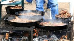 outdoor cowboy cooking - Google Search