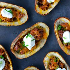 10 #Superbowl Party Snacks