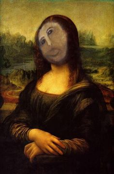Restore Mona Lisa