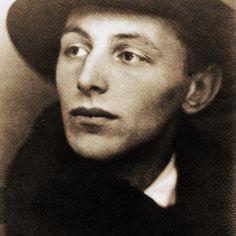Carl Orff, ca. 1920.