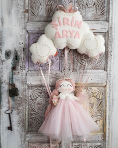 angelic, baby candy, hospital room decorations, baby designs, baby o … - Babyzimmer Ideen Baby Girl Room Decor, Baby Room Themes, Room Baby, Baby Design, Wedding Hall Decorations, Candy Decorations, Room Decorations, Art Jouet, Kids Daycare