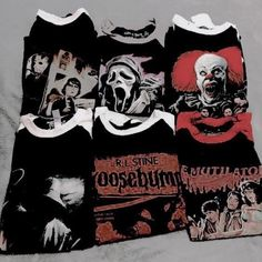 Red Aesthetic, Aesthetic Clothes, Punk, Horror Movies, Horror Art, Creepy, Anime, Fall, Autumn