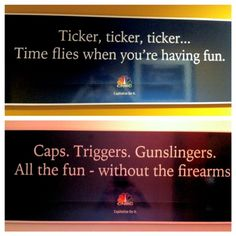 CNBC Headquarters office decor