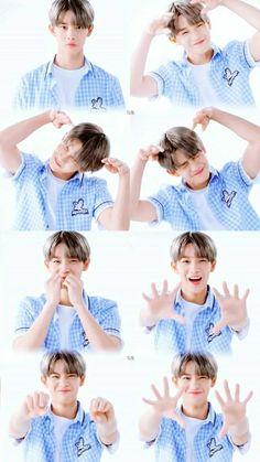 Bae jinyoung wanna one Bae Jinyoung Produce 101, Prince Daniel, Park Jin Young, Ong Seongwoo, Kim Jaehwan, Ha Sungwoon, My Boo, Jiyong, 3 In One