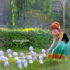 anna snowgies reine des neiges