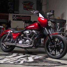 Big Als cycles FXR Harley Davidson