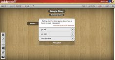 Writing Interactive Stories ~ doug -- off the record