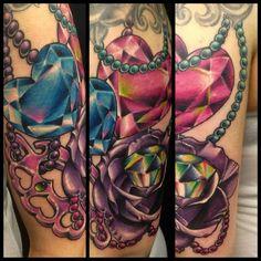 tattoo new school girly - Recherche Google