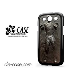Steve Jobs In Carbonite DEAL-10141 Samsung Phonecase Cover For Samsung Galaxy S3 / S3 Mini