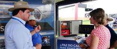 Prefeitura estuda a instalação de câmeras de monitoramento em Farol