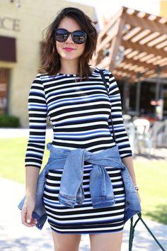Trina Turk Striped D