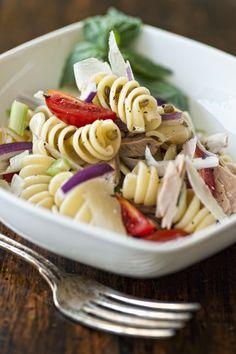 Pasta fredda ai tre colori - (C) giulioriotta.com