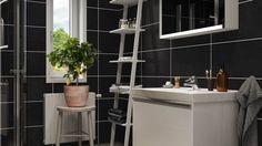 Sisäkuvia - alvsbytalo.fi Bathroom, Table, Furniture, Home Decor, Washroom, Decoration Home, Room Decor, Full Bath, Tables