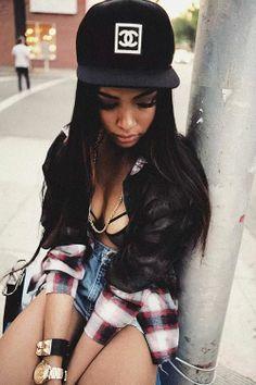#girl #swag