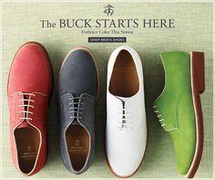 Takie buciki Brooks-a to chętnie i zawsze :)
