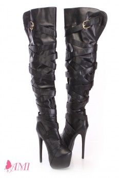 I found &39Mr. S Leather  Wesco Big Boss Thigh-High Boots&39 on Wish