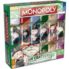 Monopoly Christmas Cracker