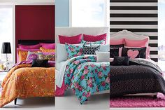 Score! Betsey Johnson Launched a Bedding Line and It's Just as Rad as You'd Think