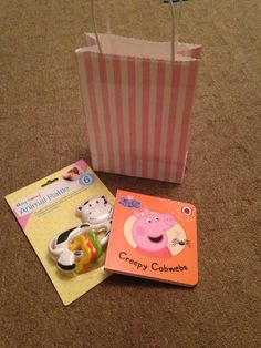 Favour bags for the babies