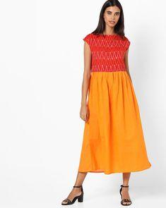8aa981c72 Buy Women s Dresses   Gowns online in India. – Ajio