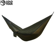 1pc Sleeping Hammock Hamaca Hamac Portable Garden Outdoor Camping Travel Furniture Mesh Hammock Swing Sleeping Bed Hot Selling Factories And Mines Camp Sleeping Gear