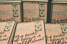 The Perks of Being a Wallflower lo quiero! En inglés!