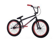 "Fit Bike Co. ""Benny 1"" 2013 BMX Bike - Black"