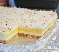 Coconut Cream Pie Dessert