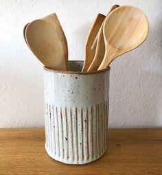Ceramic Tableware, Ceramic Clay, Porcelain Ceramic, Ceramic Bowls, Pottery Vase, Ceramic Pottery, Slab Pottery, Ceramic Utensil Holder, Kitchen Utensil Holder