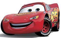 """Lightning McQueen, der rote Rennwagen, ist die Hauptperson des ersten Cars-Filmes. Gesprochen wird er von Daniel Brühl. Sein Aussehen ist dem eines Rennwagens nachempfunden, den man in Le Mans oder bei Stockcar-Rennen sehen kann. Daher ist Lightning McQueen auch mit Stickern beklebt, deren wichtigster der Blitz mit der 95 an seinen Seitenflächen ist, was seine Freundin Sally dazu veranlasst, ihn """"Stickers"""" zu rufen."""