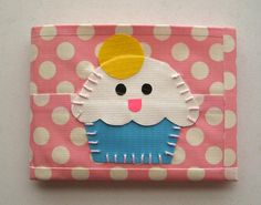 Egg Hearts Bacon Duct Tape Wallet by CheshireNat on Etsy