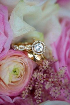 Utterly Gorgeous Engagement Ring Ideas ❤ See more: http://www.weddingforward.com/engagement-ring-inspiration/ #weddings