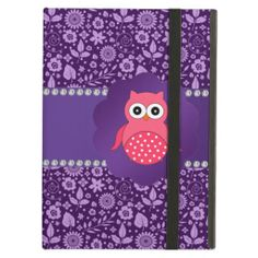 Purple iPad Air Cover
