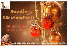 WOEFERS is bij de Hondenkerstmarkt van Kynologisch Nederland. 14 december van 11:00 tot 16:00 uur op de Ravenseweg 11b in Hellevoetsluis.