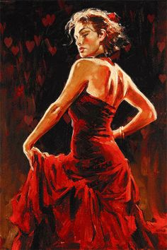 Andrew Atroshenko Over My Shoulder painting is shipped worldwide,including stretched canvas and framed art.This Andrew Atroshenko Over My Shoulder painting is available at custom size. Dance Paintings, Paintings For Sale, Art Expo, Dance Art, Dance Photography, Cross Stitch Kits, Pics Art, Figurative Art, Female Art