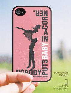 iPhone case hard plastic Dirty Dancing